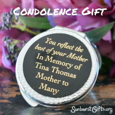 What Do You Get Your Best Friend When Her Mother Dies? | Condolence Gift