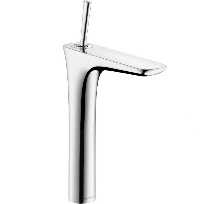 Hansgrohe Bathroom Faucet #39: Hansgrohe PuraVida 240 Single-Hole Faucet