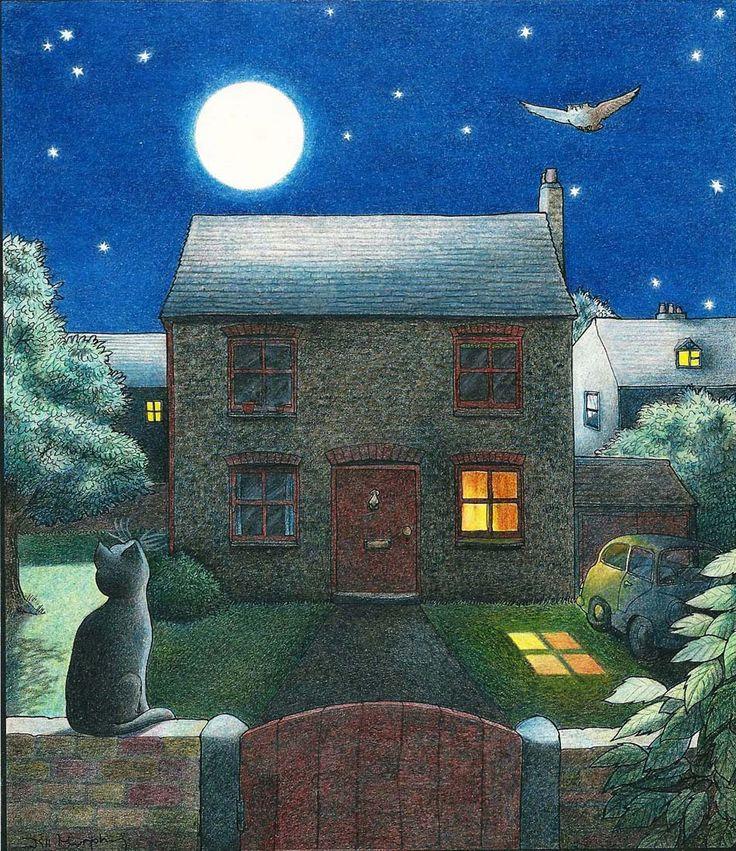 The Illustration Cupboard - Jill Murphy