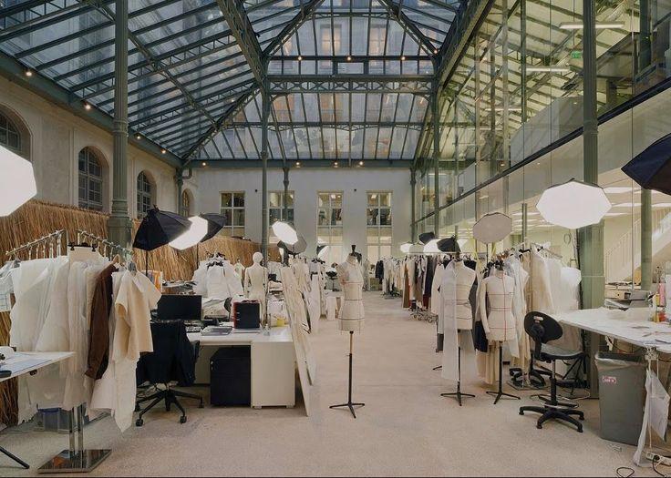 """CELINE,Hotel Colbert de Torcy, Paris,France, """"The house/workroom of Celine"""", photo by Robert Polidori, pinned by Ton van der Veer"""