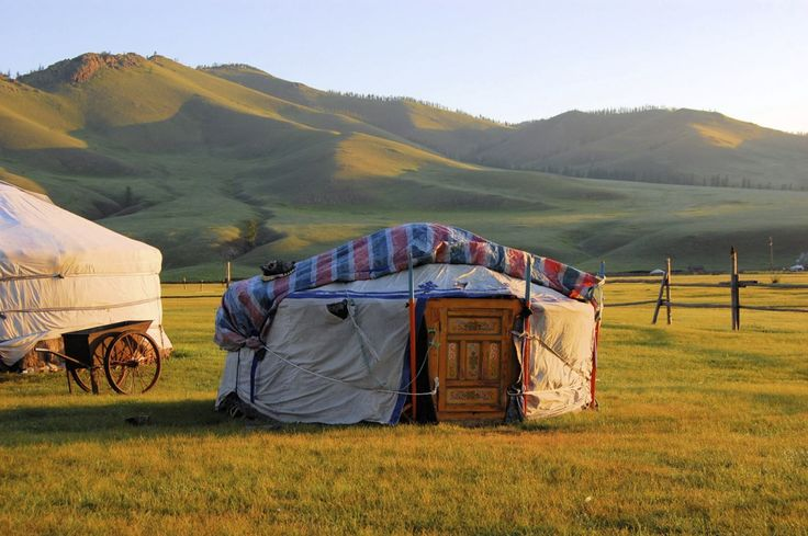 ¿Cómo será vivir en un ger? ¿Cómo se sentirá estar en constante movimiento, como lo hacen los nómades de Mongolia? De aquí nace mi sueño.