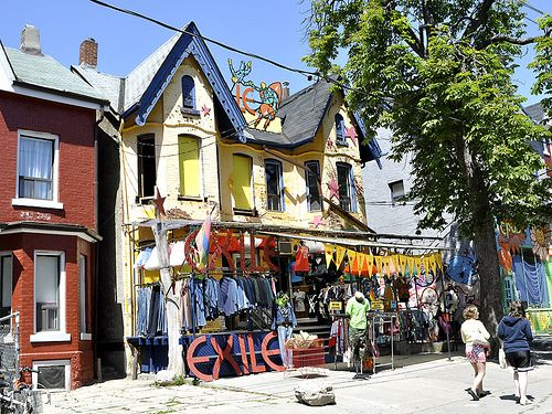 Most Popular Toronto Neighborhoods: Kensington Market