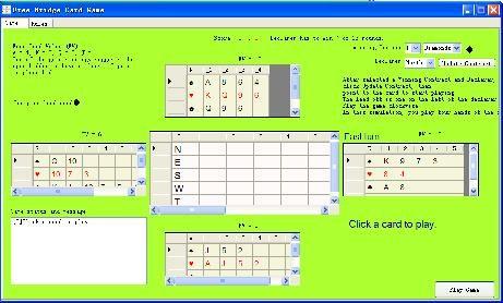 Free Bridge Card Game 1.6.1 screenshot