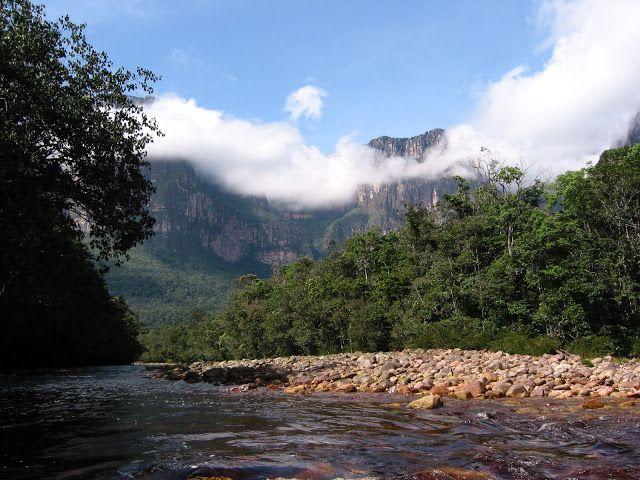 CZ REPORT NEWS: Obrázky z cest - Venezuela příroda je divoká a vel...
