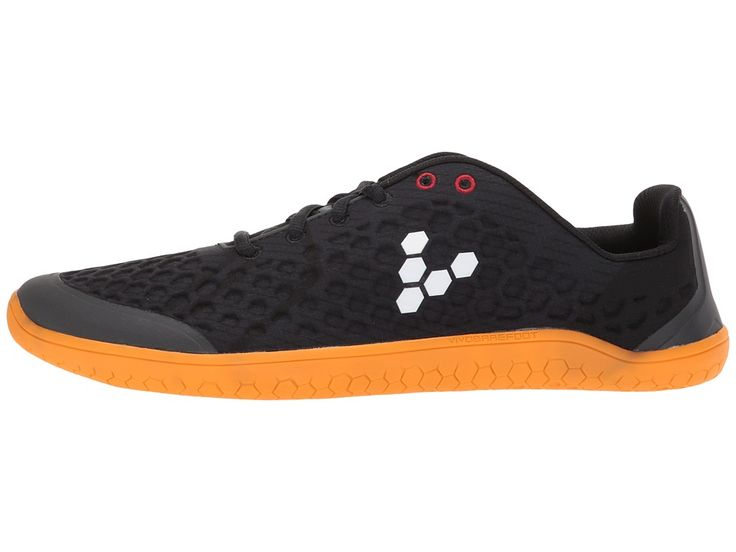 Vivobarefoot Stealth II Men's Shoes Black/Orange