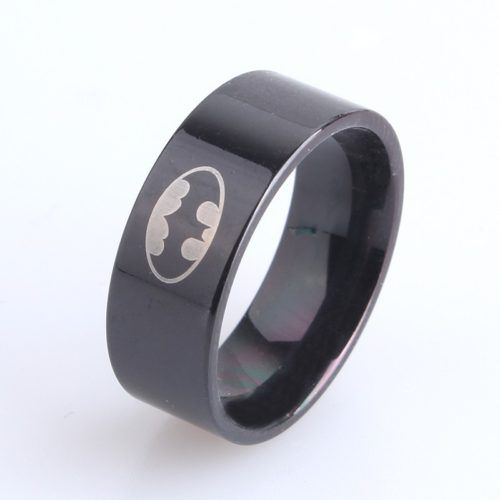 Batman Stainless Steel Ring //Price: $9.95 & FREE Shipping //