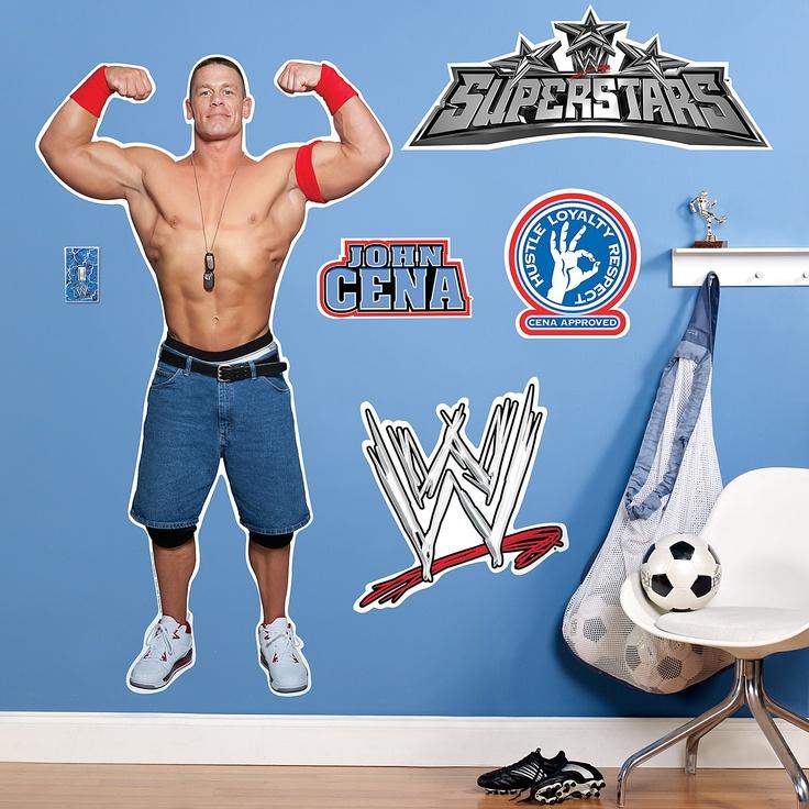 Best Rooms John Cena Theme