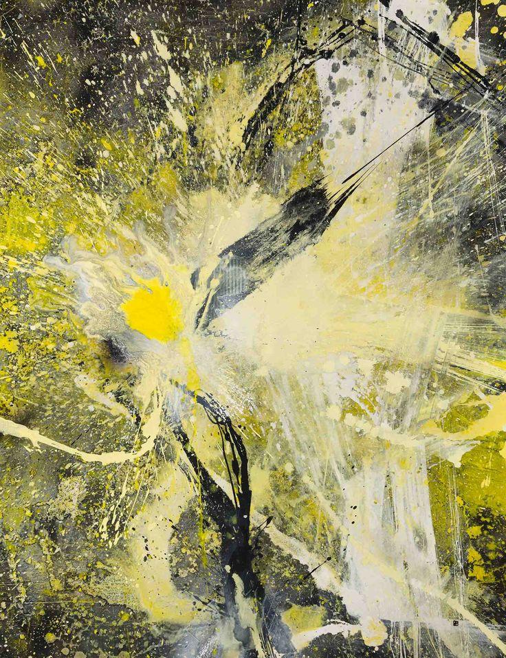 Yellow Eruptions II