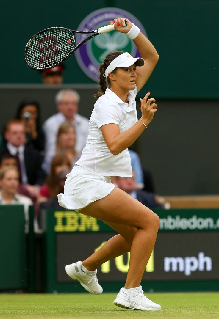 Laura Robson on Day5 of the Wimbledon Tennis Championships June 28-2013 #WTA #Robson #Wimbledon
