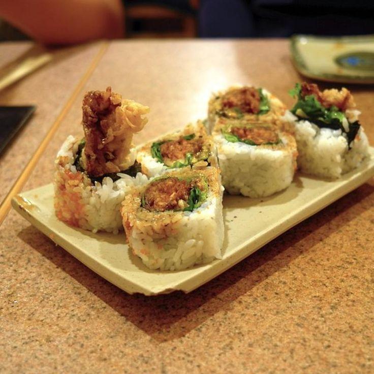 Spider Roll - Sushi Sam's Edomata - Zmenu, The Most Comprehensive Menu With Photos