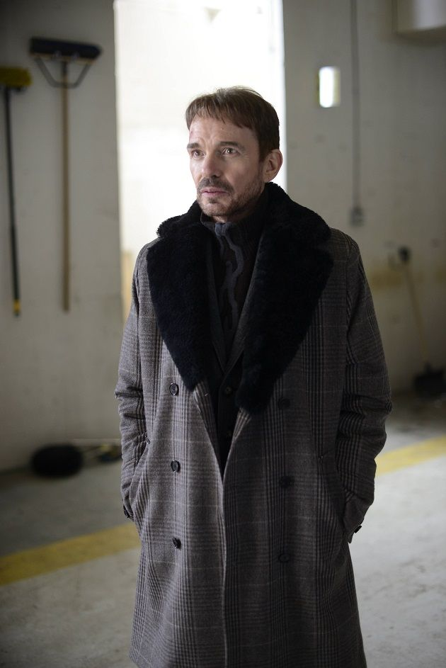 FX Fargo TV Series Billy Bob Thornton as Lorne Malvo starts Tues the 15th