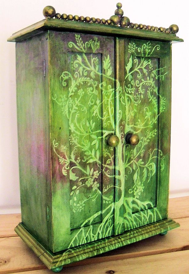 voiceofnature:    Future project indeed ;)    odysseyofmymemories:Green fairy closet