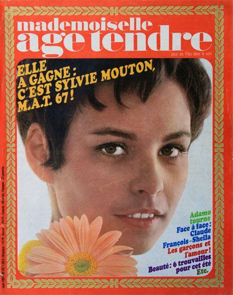 Mademoiselle Age Tendre / Numéro 32 - Juin 1967 http://www.mesjournaux.com/mademoiselle-age-tendre/788-mademoiselle-age-tendre-numero-32-juin-1967.html