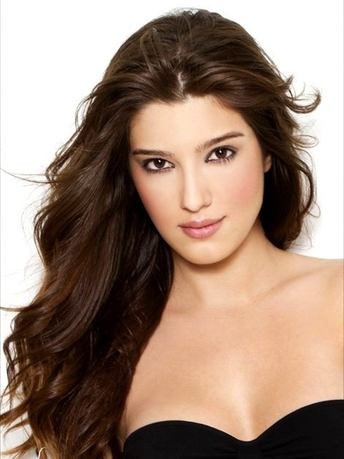 South America's best bet - Barbara Turbay, Miss Colombia for #MissWorld.