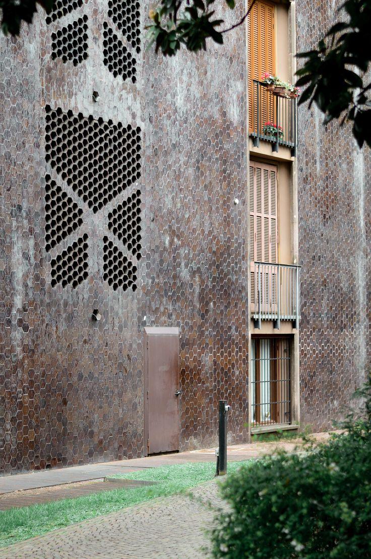 Caccia Dominioni > Via Massena. 1958   HIC Arquitectura