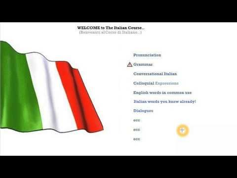 Italian Course Beginner Series Lesson 1: Acute Accent VS Apostrophe - YouTube