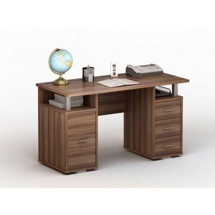 Письменный стол двухтумбовный ПС 40-07