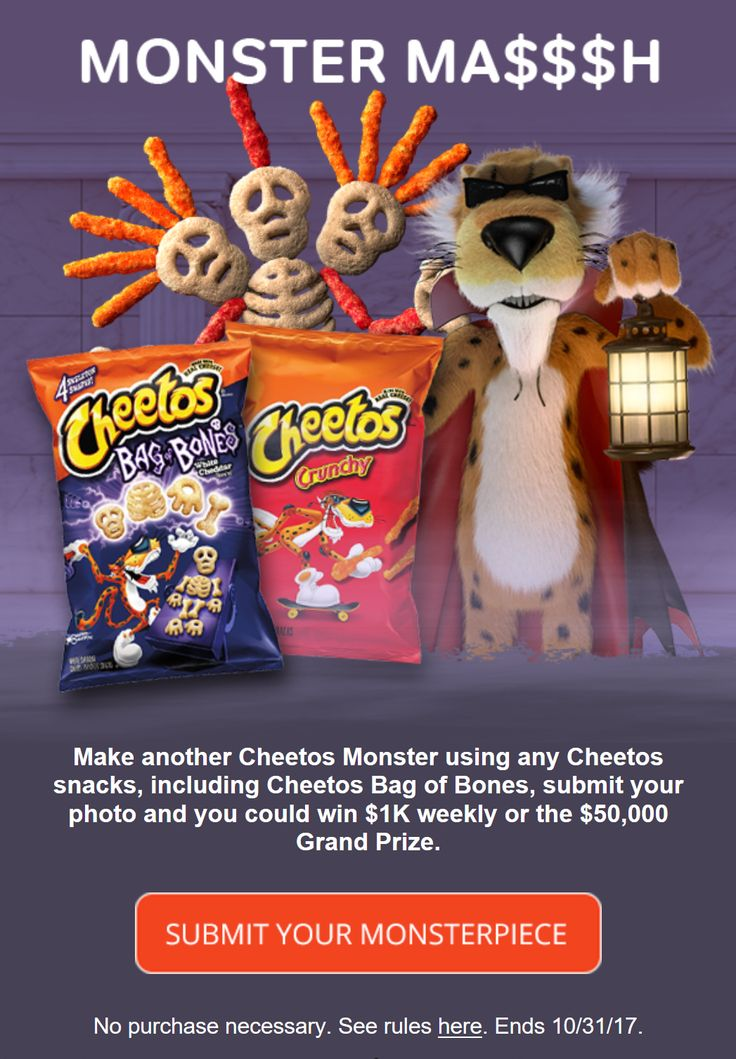 Pin by ezSwag on ezSwag in 2019 Monster snacks, Cheetos