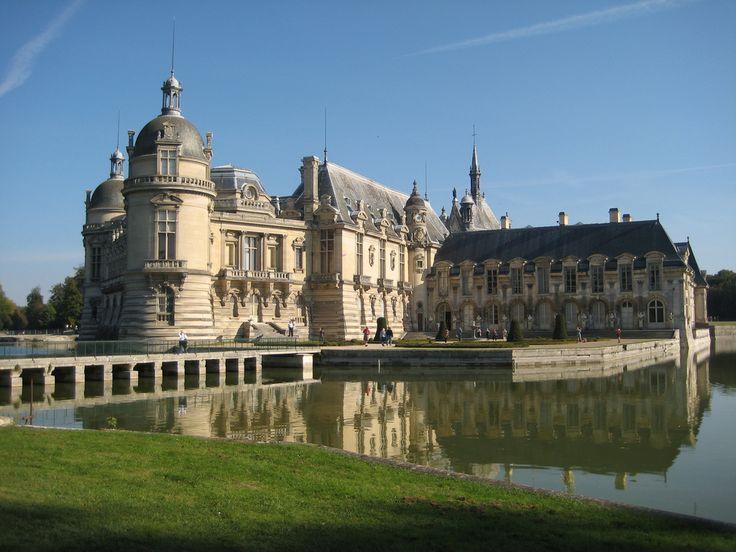 Chantilly, France   Le Château de Chantilly, France - Best of European Union