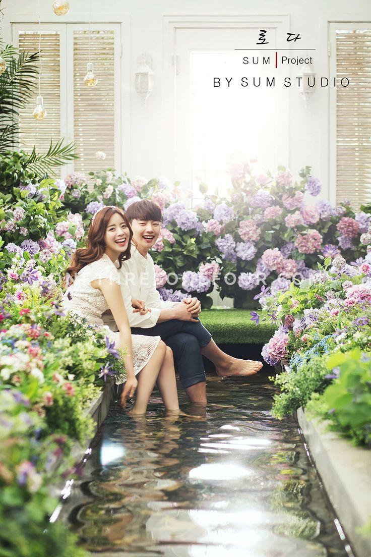 Korean Wedding Photos: Indoor Set (NEW) by SUM Studio on OneThreeOneFour 2