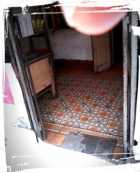 Antique tiles #bogor