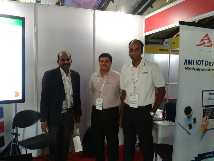 American Megatrends India participating CeBIT INDIA 2016  8, 9, 10 December 2016, BIEC, Bengaluru  Visit Stall No:062 at STPI Startup and Digital India pavilion to understand about AMI's IoT and Storage Solutions