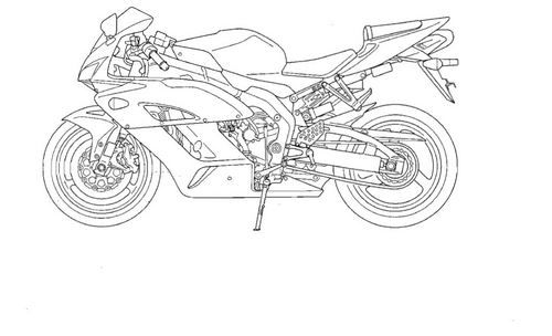 Honda CBR1000RR service manual 2004-2007 500 pages! PDF