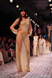 Shriya Saran at Day 4 of 2015 LFW