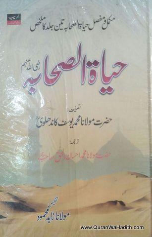 Seerat E Sahaba Urdu Pdf