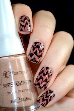Easy and Cute Summer Nail Art Idea 2015