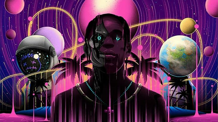 Hd Wallpaper Fortnite Travis Scott Wallpaper Flare In 2020 Travis Scott Wallpapers Travis Scott Fortnite