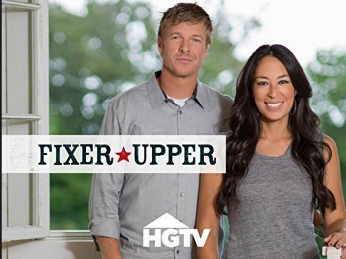 Chip and Joanna Gaines of Magnolia Homes Make Over A Waco TX Fixer Upper