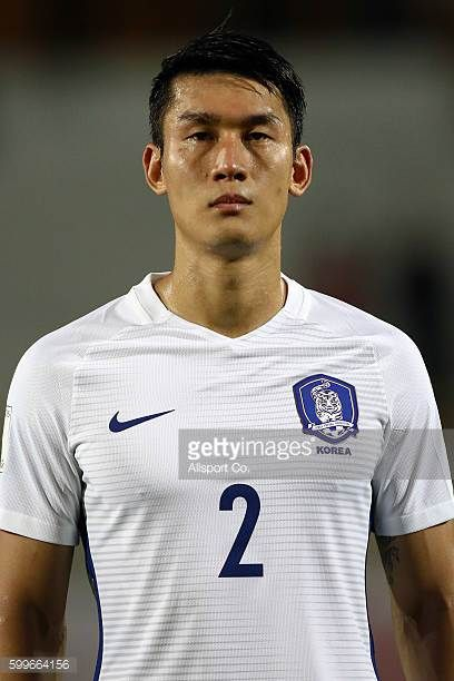 Lee Yong of South Korea during the 2018 FIFA World Cup Qualifier Final Round Group A match between Syria and South Korea at The Tuanku Abdul Rahman...