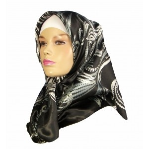 Turkish hijab style, we also have padded under scarf for this style visit us at www.hijabnow.com