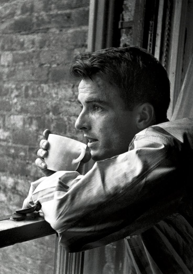 Montgomery Clift by Stanley Kubrick, 1949