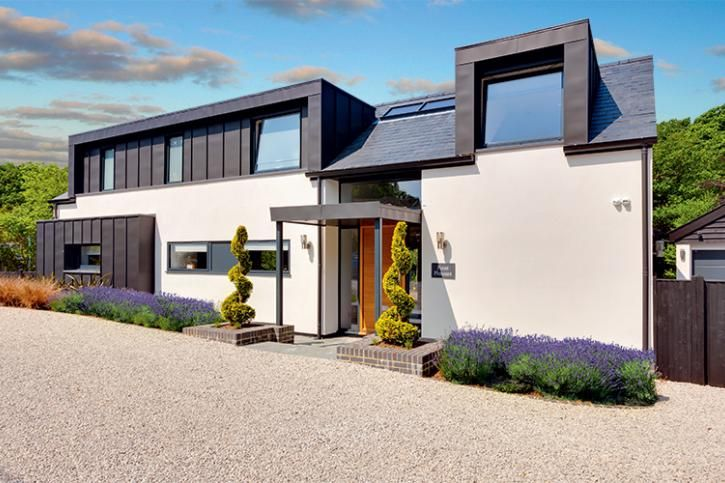 '60s renovation and extension