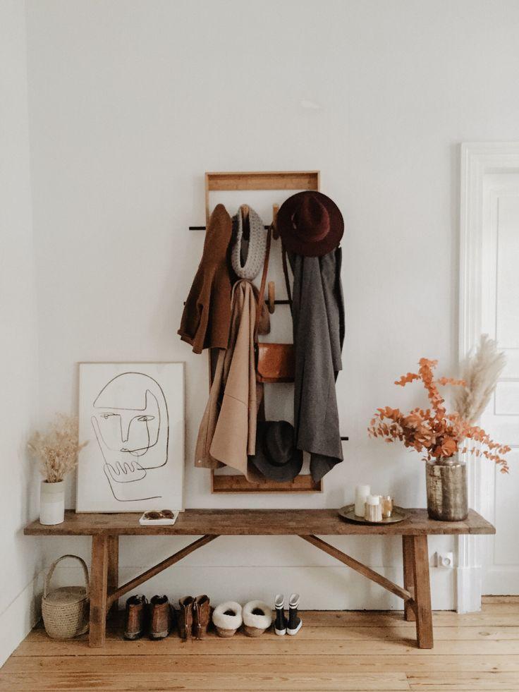 die besten 25 garderoben ideen auf pinterest. Black Bedroom Furniture Sets. Home Design Ideas