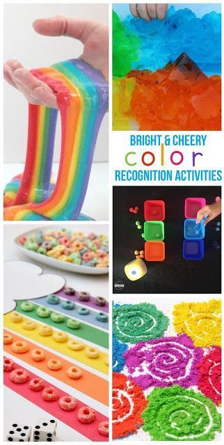 over 40 creative fun and unique color recognition activities for toddler preschool - Color Games For Kindergarten