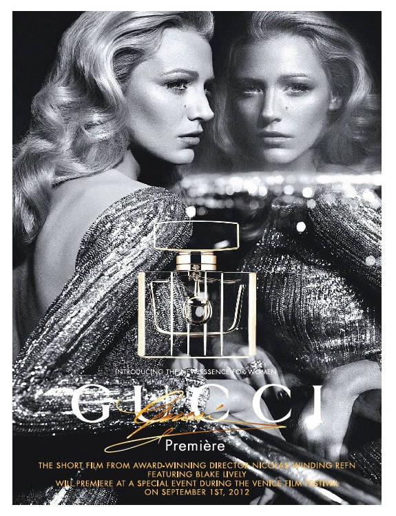 PHOTOS: Blake Lively's Gucci Ad Looks A Lot Like Chanel