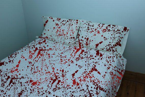 Halloween Bedding