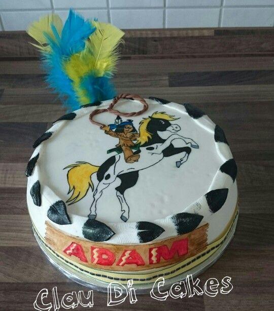 yakari cake
