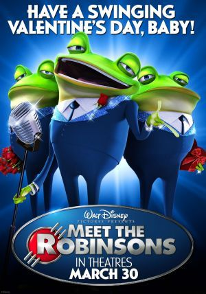 meet the robinsons frog excellent customer
