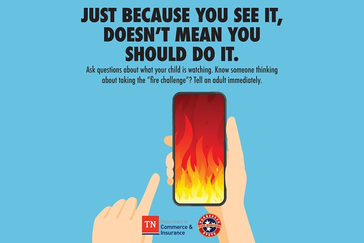 Tennessee state fire marshals office says fire challenge