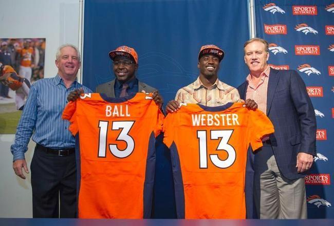 Denver broncos players | Denver Broncos 2013 Draft: Aggregating Report Card Grades from Around ...