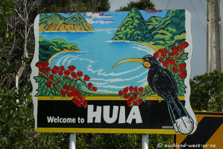 Huia, West Auckland, New Zealand