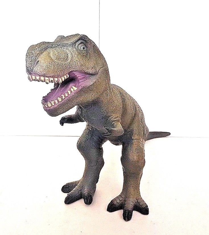 Lights and Sounds Colors May Vary Dinosaur Century Stegosaurus Battery Operated Toy Dinosaur Figure w// Realistic Movement