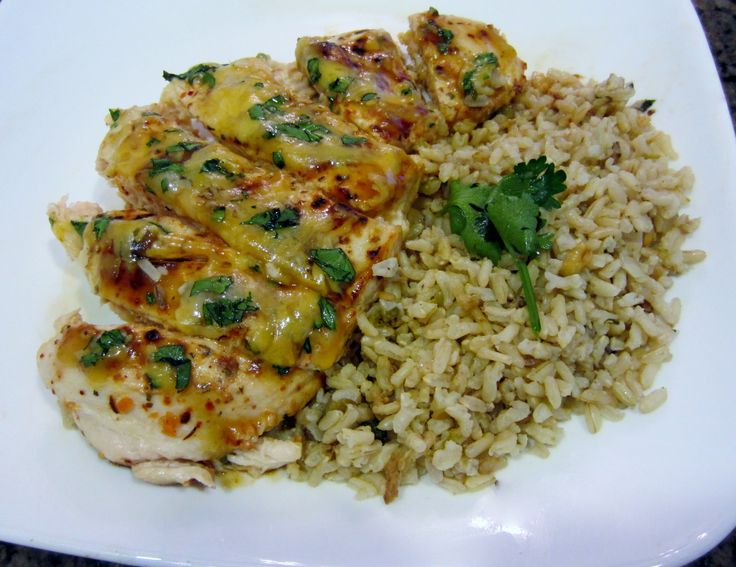 Enchilada Chicken - I tested this recipe from the Biggest Loser Family Cookbook. I love how it turned out! http://fabulesslyfrugal.com/2011/10/enchilada-chicken.html