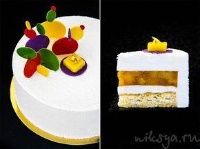 Торт «Exotic fancy» | Самый вкусный портал Рунета