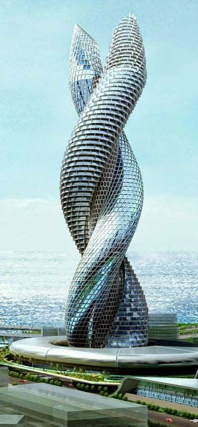 Amazing Building in Kuwait