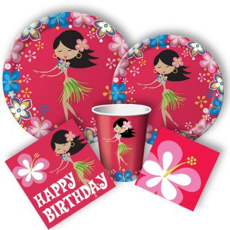Hawaiian Party Supplies from www.DiscountPartySupplies.com